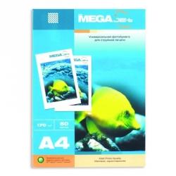 Бумага для струйной печати MEGA Jet (матовая, А4, 170г/м2, 50 листов)