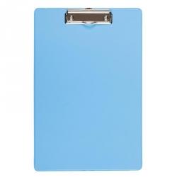Папка-планшет Bantex картонная голубая (2.7 мм)