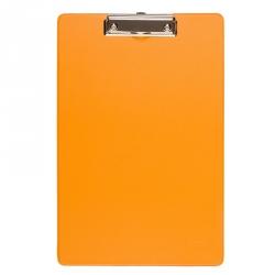Папка-планшет Bantex картонная оранжевая (2.7 мм)