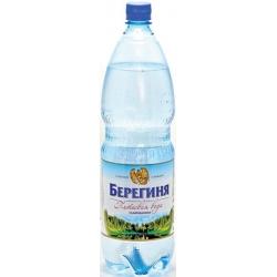 Вода питьевая газированная Берегиня 1,5 л