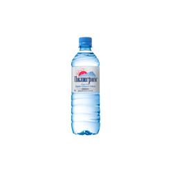 """Вода горная ледниковая """"Пилигрим"""" 0,5л без газа (12шт/уп)"""