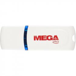 Флеш-память ProMega Jet 4Gb USB 2.0 белая