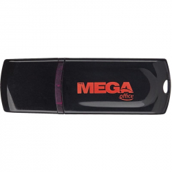 Флеш-память ProMega Jet 8Gb USB 2.0 черная