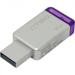 Флеш-память Kingston DataTraveler 50 8GB USB 3.1