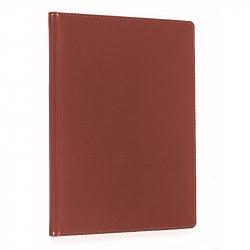 Еженедельник недатированный Attache Каньон искусственная кожа А4 72 листа коричневый (200х270 мм)