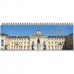 Планинг недатированный Attache картон 56 листов в ассортименте (300х100 мм)