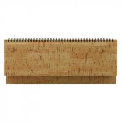 Планинг датированный на 2018 год Attache Корк искусственная кожа 57 листов коричневый (340х130 мм)