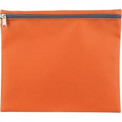 Папка Attache Fantasy А5 оранжевый на молнии