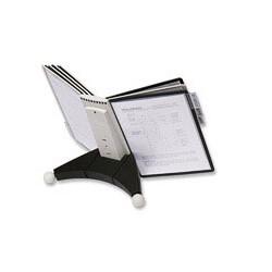 Настольная система Durable Sherpa (пластик, 10 панелей, в ассортименте)