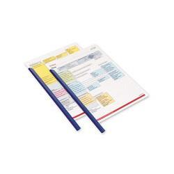 Скрепшина Durable на&nbsp-60&nbsp-листов синяя, Германия