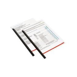 Скрепшина Durable на&nbsp-60&nbsp-листов черная, Германия