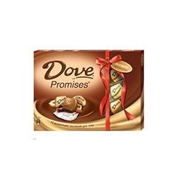 Шоколад Dove promisses ассорти молоч. шоколада с посланием 120г