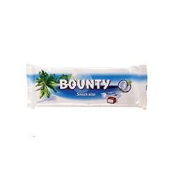 Шоколадные мини-батончики Bounty (упаковка из 7 штук по 27.5г)