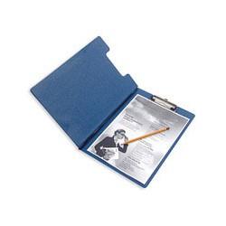 Планшет BANTEX A4 синий с крышкой Россия