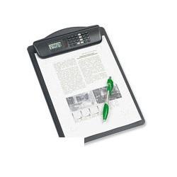 Планшет HEBEL А4, с калькулятором, пластиковый Германия