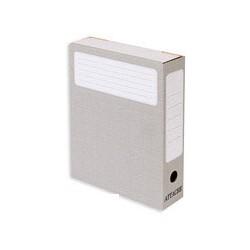 Короб архивный серый Attache (гофрокартон)