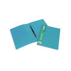 Папка-скоросшиватель с пружин. мех. Attache (17мм, зеленый)