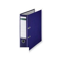 Папка-регистратор с арочным механизмом A4 Leitz L-1010 (80мм, синяя, вертикальная, 50шт/уп)