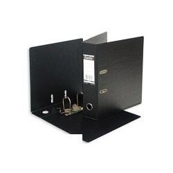 Папка-регистратор с арочным механизмом А4 Bantex (70мм, черная, 20шт/уп)