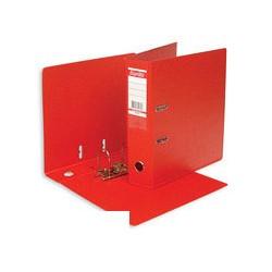 Папка-регистратор с арочным механизмом A4 Bantex (70мм, красная, 20шт/уп)