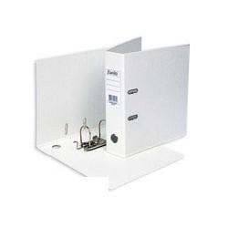 Папка-регистратор с арочным механизмом A4 Bantex (70мм, белая, 20шт/уп)
