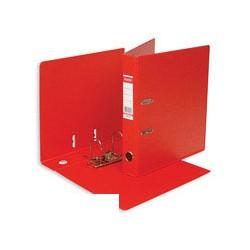Папка с арочным механизмом Bantex (A4, 50мм, красная)