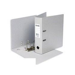 Папка-регистратор с арочным механизмом А4 Bantex (70мм, серая, 20шт/уп)