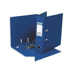 Папка-регистратор с арочным механизмом A4 Bantex (70мм, тёмно-синяя, 20шт/уп)