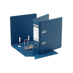 Папка-регистратор с арочным механизмом A5 Bantex (70мм, тёмно-синяя, вертикальная, 20шт/уп)