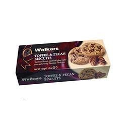 Печенье Walkers с тоффи и орехом пекан (150г)