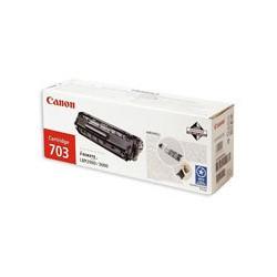 Тонер-картридж Canon C-703 (чёрный)