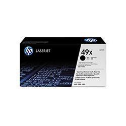 Тонер-картридж HP 49X Q5949X (чёрный)