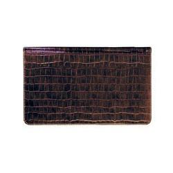 Планинг Bruno Visconti Croco (кожзам, коричневый)