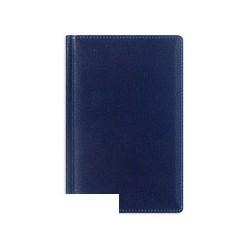 Ежедневник Attache (А5, кожзам, синий)