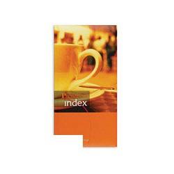 Алфавитная книжка Attache Софт (А5, 100x210мм, картон с поролоном, цвет в ассортименте)