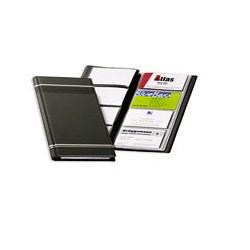 Визитница Durable Visifix на 96 визиток (антрацит)