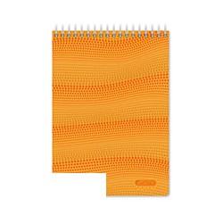 Блокнот Attache (спираль, клетка, A5, 50 страниц)