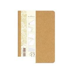 Блокнот Office pad (спираль слева, клетка, A6, 32 страниц)