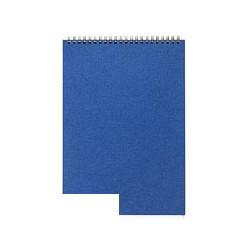 Блокнот Attache (спираль, клетка, A4, 60 страниц)
