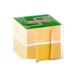Блок-кубик Attache (90 -90 -90мм, 2 цвета, бокс)