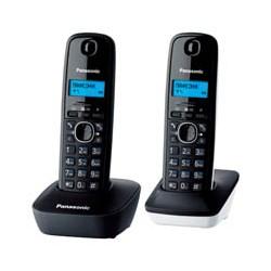 Телефон Panasonic KX-TG1612RUW