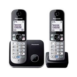 Телефон Panasonic KX-TG6812RUB