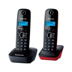 Телефон Panasonic KX-TG1612RUR