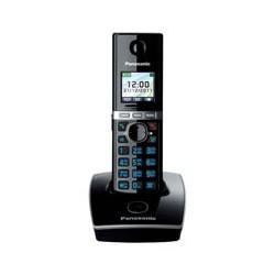 Телефон Panasonic  KX-TG8051RUB(черн) АОН,TFT