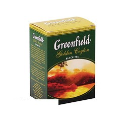 Чай Greenfield Golden Ceylon (100г)