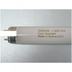 Электрич.лампа Osram люминесц. L 18W/765 G13 6400К хол.дневн. 25шт/уп.