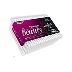 Палочки ватные Paclan Beauty Premium 200 штX40
