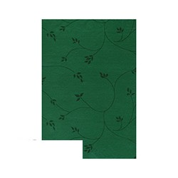 Скатерть бумажная Aster Creative (120х200см, однослойная, зеленая)