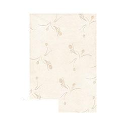 Скатерть бумажная Aster Creative (120х200см, однослойная, белая)