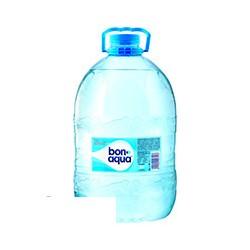 Вода питьевая Bon Aqua (ПЭТ, 5,0л, 4шт/уп) негазированная